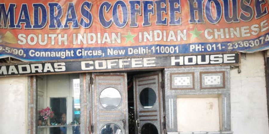 Madras Coffee House
