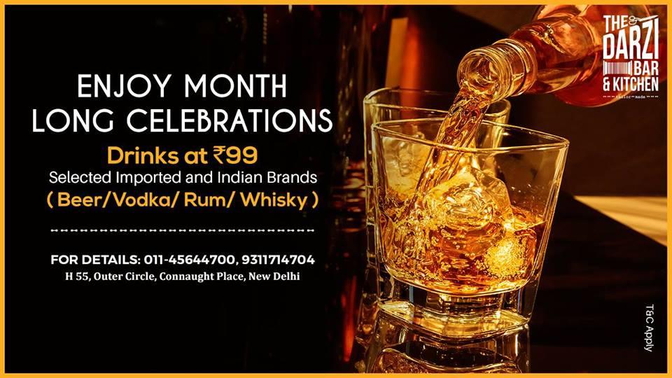 Enjoy Month Long Celebration