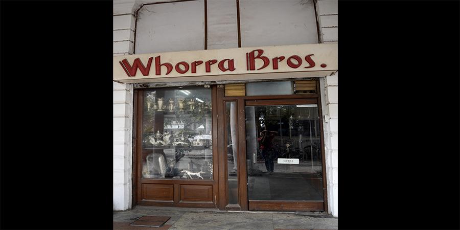 Whorra Bros.
