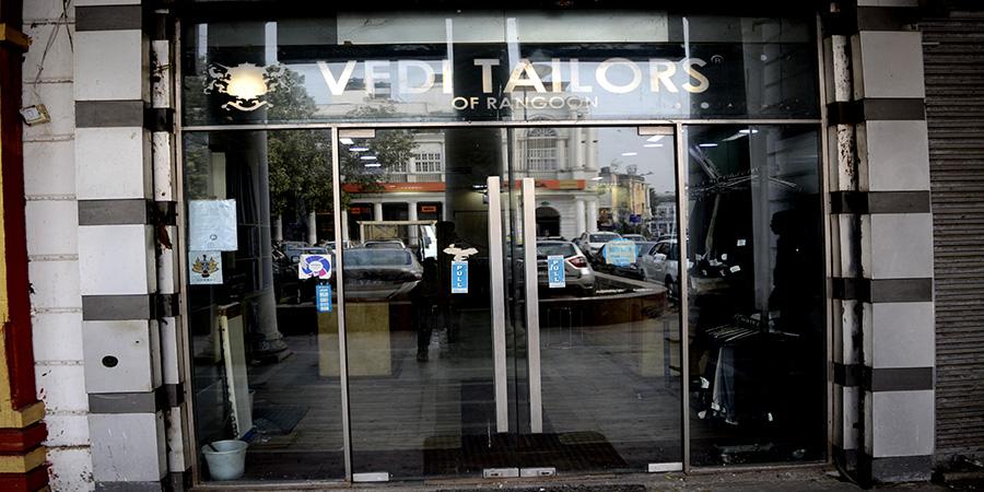 Westend Vedi Tailors