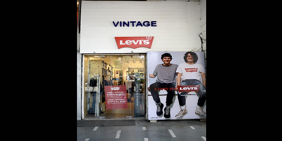 Vintage Retail