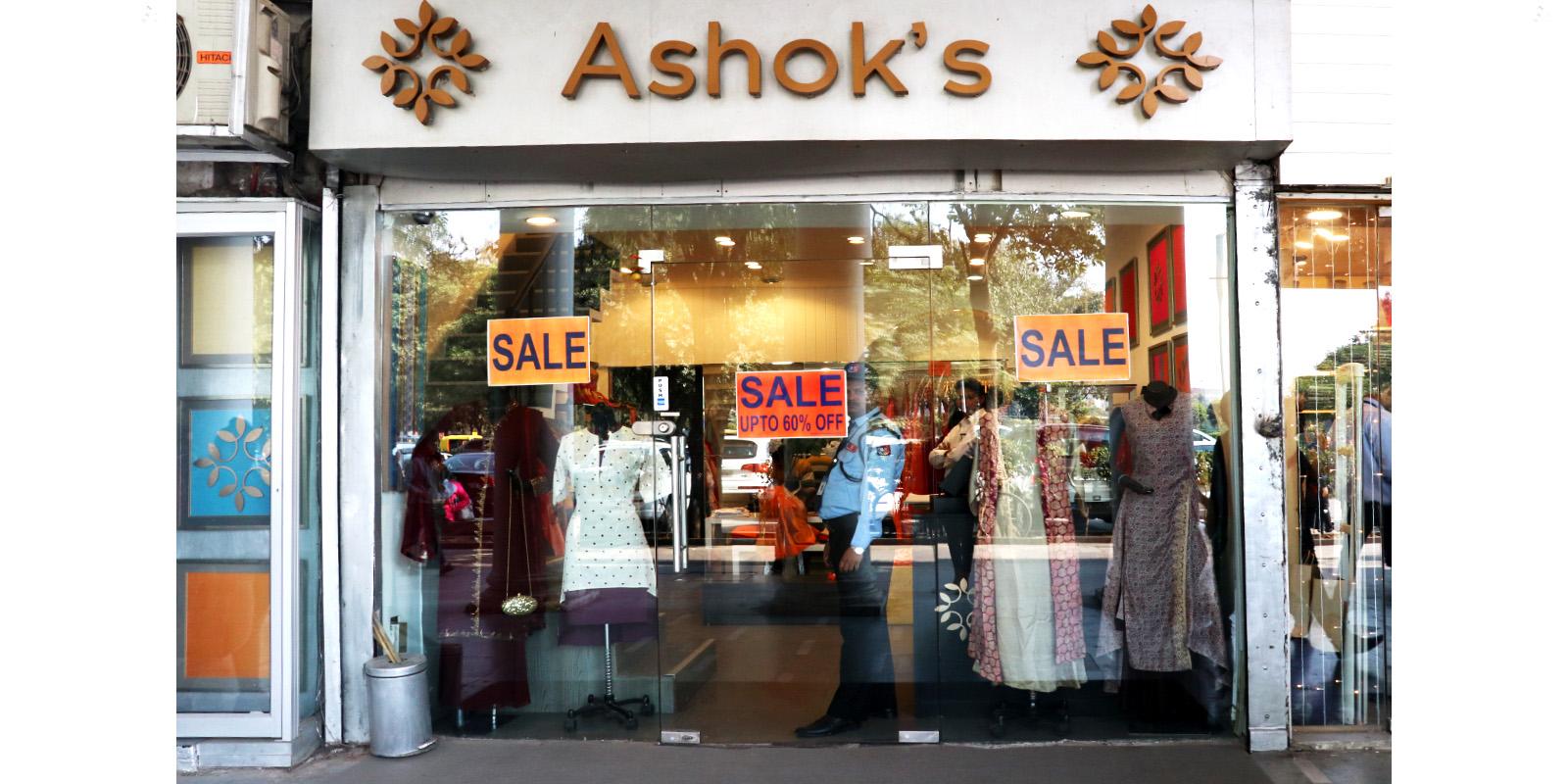 Ashok's