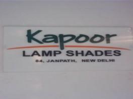 Kapoor Lamp Shade Company