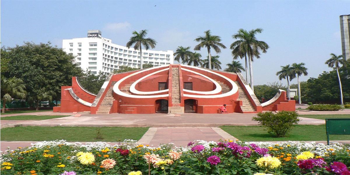 Jaantar Mantar of Delhi