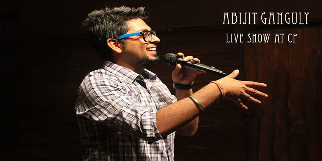 Stand up Comedy Show - Abijit Ganguly