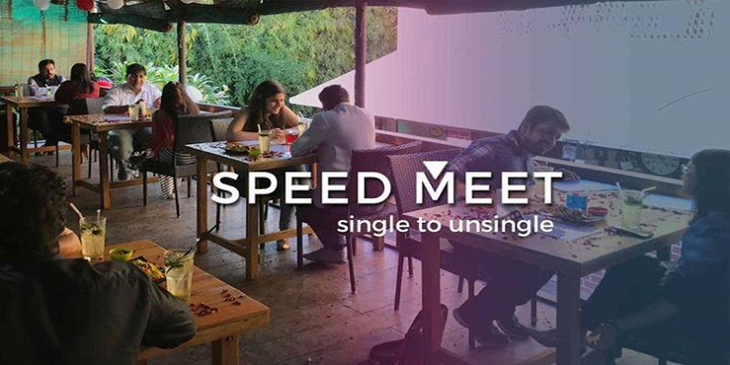 A chance to meet some new people, a blind date only for people of 26-33 years