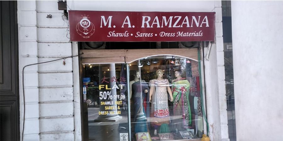 M.A. Ramzana