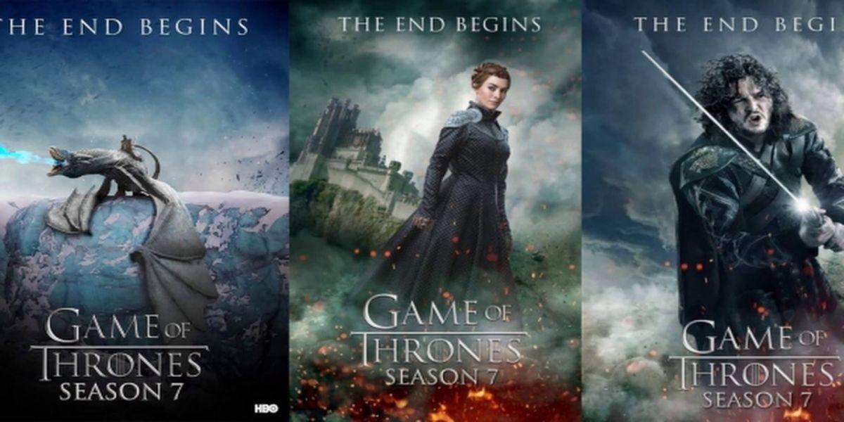 Game of Thrones Season 7 Premier – Delhi