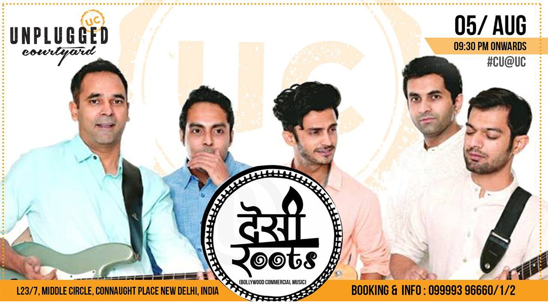 Formed in 2012, a bunch of musicians across Delhi/NCR got together to give you an appealing music