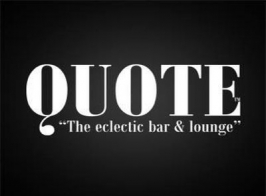 Quote Bar
